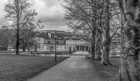 Στο παλαιό πάρκο Στοκ Φωτογραφία