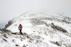 Στο πόδι του βουνού στοκ εικόνα