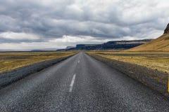 Στο δρόμο θορίου πάλι Στοκ φωτογραφία με δικαίωμα ελεύθερης χρήσης