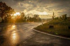 Στο δρόμο Στοκ φωτογραφίες με δικαίωμα ελεύθερης χρήσης