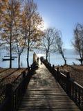 Στο δρόμο Στοκ εικόνες με δικαίωμα ελεύθερης χρήσης