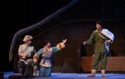 """Στο στρατό απελευθέρωσης των ανθρώπων για τη """"Taking τίγρη Montain οπερών βοήθεια-Πεκίνο από Strategy† Στοκ Εικόνα"""