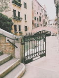 στο ταξίδι Βενετία στοκ φωτογραφία