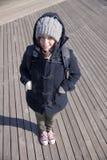 στο χειμώνα που τυλίγεται επάνω Στοκ φωτογραφία με δικαίωμα ελεύθερης χρήσης