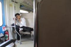 Στο yogyakarta Ινδονησία maguwo σταθμών Στοκ εικόνες με δικαίωμα ελεύθερης χρήσης