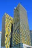 Στρέψτε τους δίδυμους πύργους στο Λας Βέγκας, Νεβάδα, ΗΠΑ Στοκ Εικόνα