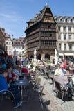 Στρασβούργο, Γαλλία Στοκ Εικόνες