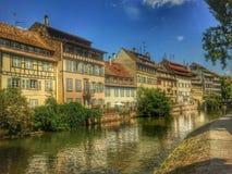 Στρασβούργο, Γαλλία Στοκ Φωτογραφία