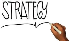 στρατηγική στοκ εικόνα με δικαίωμα ελεύθερης χρήσης