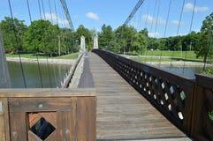 Στρατηγός Dean Suspension Bridge Στοκ εικόνα με δικαίωμα ελεύθερης χρήσης