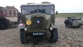 Στρατιωτικά οχήματα Στοκ Εικόνες