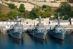 στρατιωτικά σκάφη Στοκ φωτογραφίες με δικαίωμα ελεύθερης χρήσης