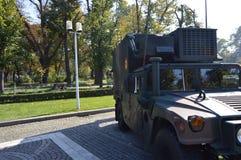 Στρατιωτική αστυνομία στοκ φωτογραφία με δικαίωμα ελεύθερης χρήσης