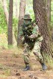 στρατιωτική εκπαίδευση &a στοκ φωτογραφίες με δικαίωμα ελεύθερης χρήσης