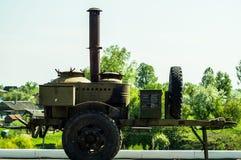 Στρατιωτική κουζίνα τομέων του ρωσικού δείγματος Στοκ Φωτογραφίες