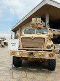 Στρατιωτική μηχανή Στοκ εικόνες με δικαίωμα ελεύθερης χρήσης