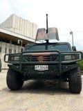 Στρατιωτική μηχανή Στοκ εικόνα με δικαίωμα ελεύθερης χρήσης