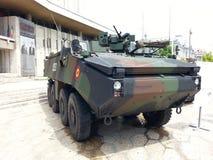 Στρατιωτική μηχανή Στοκ Φωτογραφία