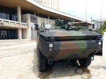 Στρατιωτική μηχανή Στοκ Φωτογραφίες