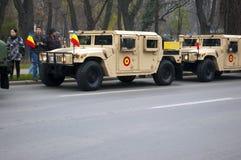 στρατιωτική παρέλαση Στοκ εικόνες με δικαίωμα ελεύθερης χρήσης