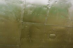 Στρατιωτική πράσινη σύσταση Στοκ φωτογραφία με δικαίωμα ελεύθερης χρήσης