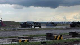 στρατιωτικός εμφανίστε οχήματα φιλμ μικρού μήκους