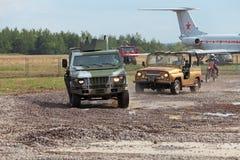 στρατιωτικός εμφανίστε οχήματα στοκ εικόνα με δικαίωμα ελεύθερης χρήσης