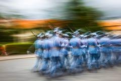 Στρατιωτικός Μάρτιος Στοκ Φωτογραφίες