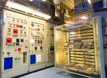 Στρατιωτικός μετρητής ηλεκτρικής ενέργειας σκαφών στοκ φωτογραφίες με δικαίωμα ελεύθερης χρήσης