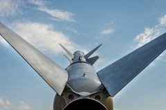 Στρατιωτικός πύραυλος, πάρκο νίκης, Jerevan στοκ φωτογραφία με δικαίωμα ελεύθερης χρήσης