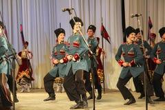 Στρατιωτικός χορός στοκ εικόνα με δικαίωμα ελεύθερης χρήσης