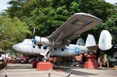 Στρατιωτικό αεροπλάνο - FMI064 Στοκ Εικόνες