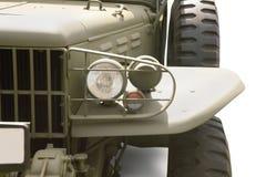 Στρατιωτικό αυτοκίνητο Στοκ Φωτογραφία
