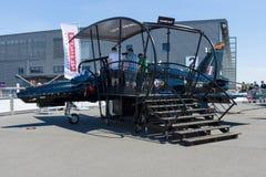 Στρατιωτικό γεράκι 128 αεροσκαφών εκπαιδευτών T2 γερακιών Στοκ Εικόνα
