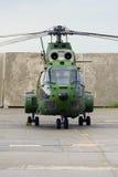Στρατιωτικό ελικόπτερο Στοκ Εικόνα