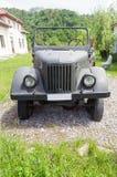Στρατιωτικό ιστορικό αυτοκίνητο IMS ARO M461 4x4 Στοκ φωτογραφία με δικαίωμα ελεύθερης χρήσης