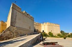 Στρατιωτικό μουσείο σε Fes, Μαρόκο Στοκ εικόνες με δικαίωμα ελεύθερης χρήσης