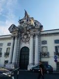 Στρατιωτικό μουσείο στο apolonia Santa!! Στοκ Φωτογραφία
