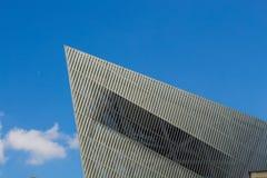 Στρατιωτικό μουσείο στρατού της Δρέσδης, ακίδα σιδήρου που γίνεται από το Δ Στοκ Εικόνες