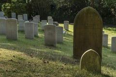 Στρατιωτικό νεκροταφείο Netley Στοκ Εικόνες