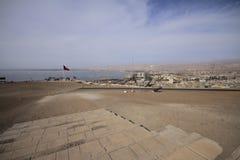 Στρατιωτικό οχυρό σε Arica Χιλή Στοκ φωτογραφίες με δικαίωμα ελεύθερης χρήσης