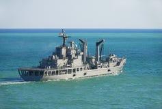 στρατιωτικό σκάφος Στοκ Εικόνες