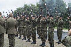 Στρατιωτικό τρυπάνι Στοκ Φωτογραφίες