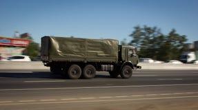 Στρατιωτικό φορτηγό στοκ φωτογραφίες με δικαίωμα ελεύθερης χρήσης
