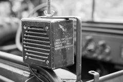 Στρατιωτικό όχημα Στοκ εικόνα με δικαίωμα ελεύθερης χρήσης