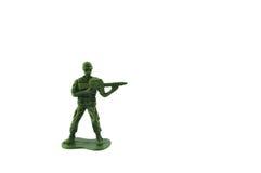Στρατιώτες παιχνιδιών Στοκ Εικόνες