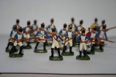 Στρατιώτες παιχνιδιών Στοκ εικόνα με δικαίωμα ελεύθερης χρήσης