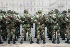 στρατιώτες παρελάσεων στοκ φωτογραφίες με δικαίωμα ελεύθερης χρήσης