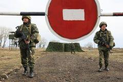 στρατιώτες στοκ εικόνες
