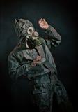 Στρατιώτης αποκάλυψης Στοκ Φωτογραφία